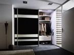 raumhohe schiebet ren zum treppenhaus von boldt innenausbau. Black Bedroom Furniture Sets. Home Design Ideas