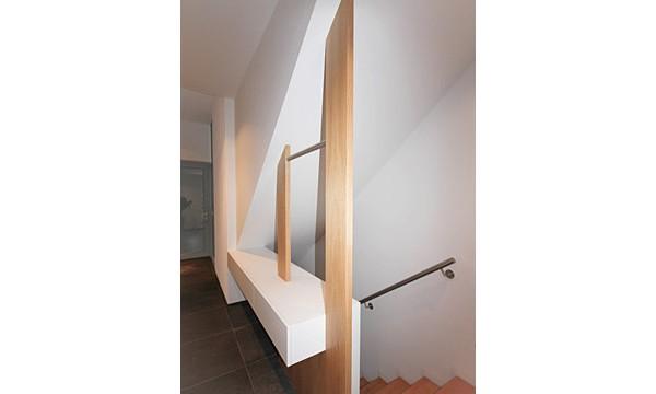 Einbauschrank unter der treppe ihr traumhaus ideen for Schuhschrank unter treppe
